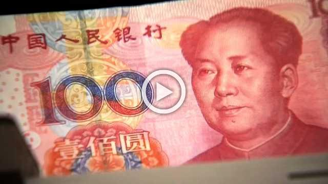China data shows pressure building on economy