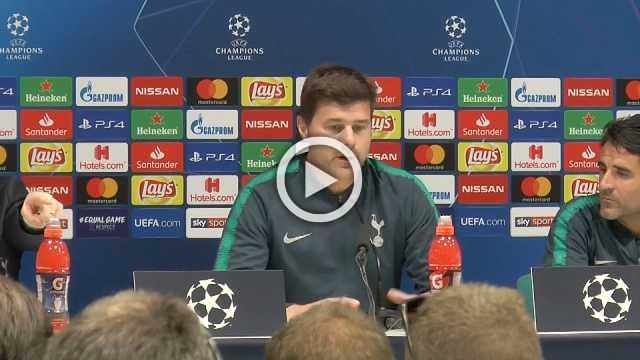 Pochettino defends Harry Kane from critics ahead of Inter match