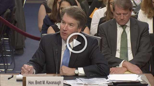 Senators will probe Kavanaugh, accuser in public hearing