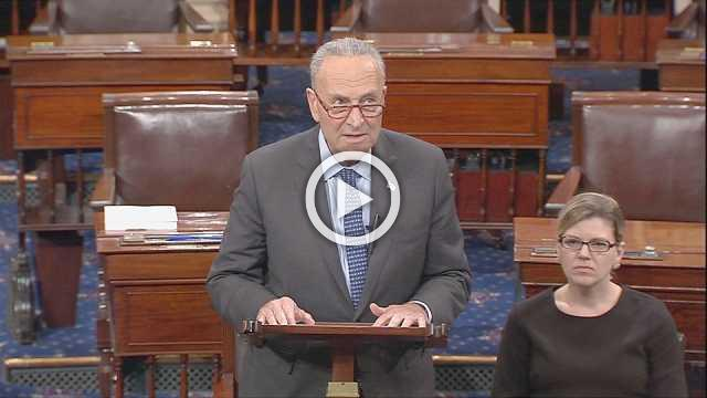 Republican, Democratic lawmakers spar over Kavanaugh vote
