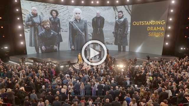 Game of Thrones and The Crown big winners at Emmys