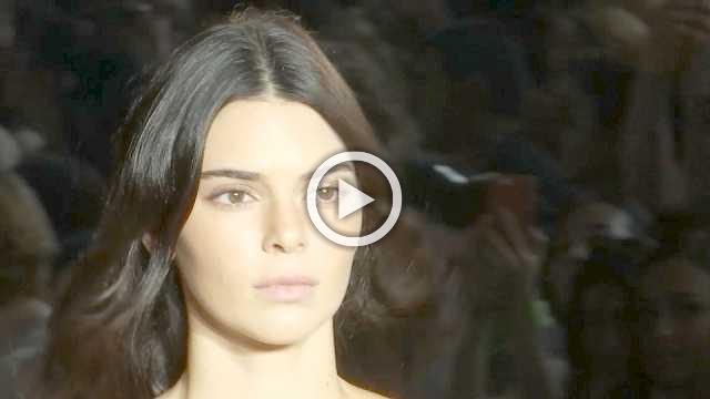 Kendall Jenner among the stars at Alberta Ferretti MFW show