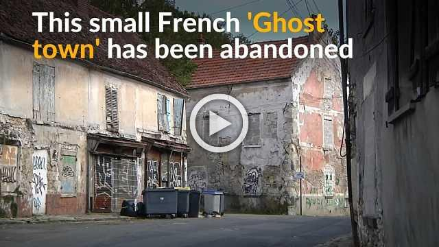 Hopes of revival for abandoned French 'ghost town'