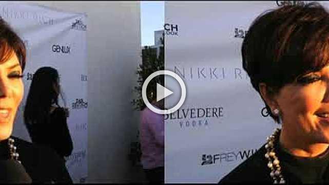 Kris Jenner delivered Kylie Jenner's baby girl