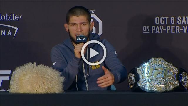 Nurmagomedov apologises for chaotic brawl after defeating McGregor
