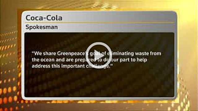 Coke, PepsiCo, Nestle top makers of plastic waste