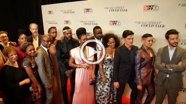 Oscar-Winner Barry Jenkins's 'If Beale Street Could Talk' premieres in New York