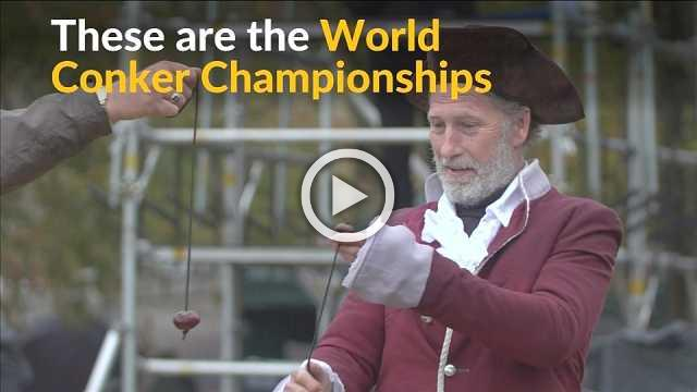 Top players seek to conquer all in conkers championships