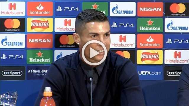 Ronaldo a