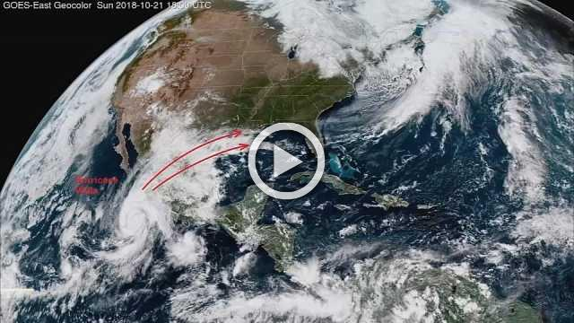 Mexico braces for Hurricane Willa