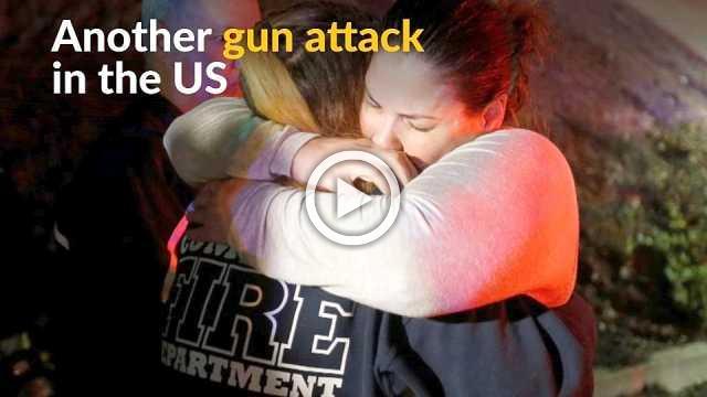 Gunman kills 12 in crowded California bar