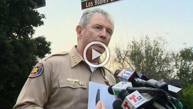 Gunman identified in California killing spree
