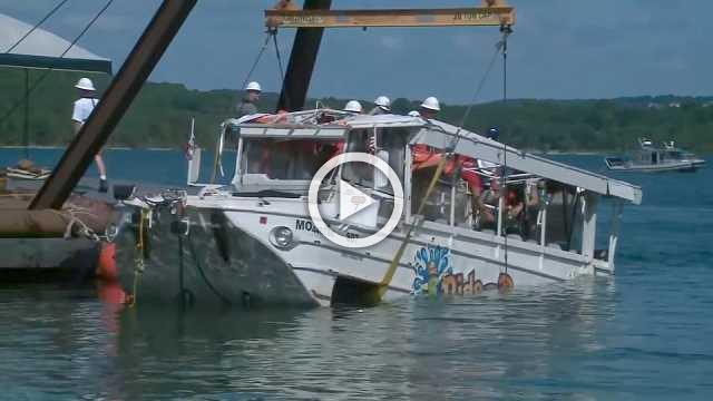 Captain of deadly Missouri duck boat charged