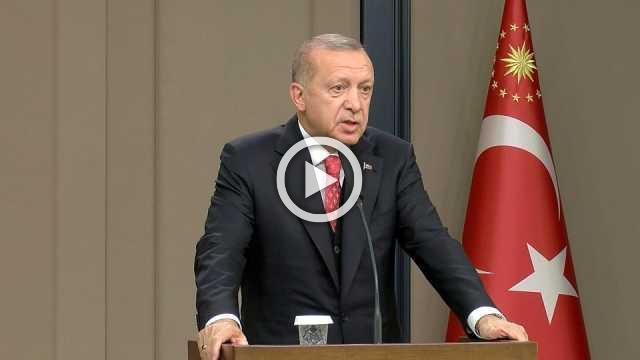 Turkey gave Khashoggi tapes to European nations, Erdogan says