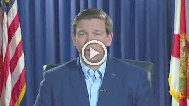 DeSantis says he's ready to take office as governor