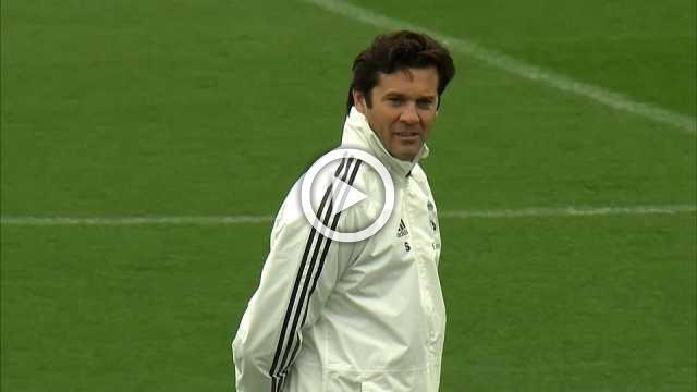 Madrid to appoint Solari on permanent basis - Spanish FA