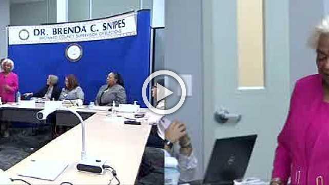 Florida reprises role as recount problem child