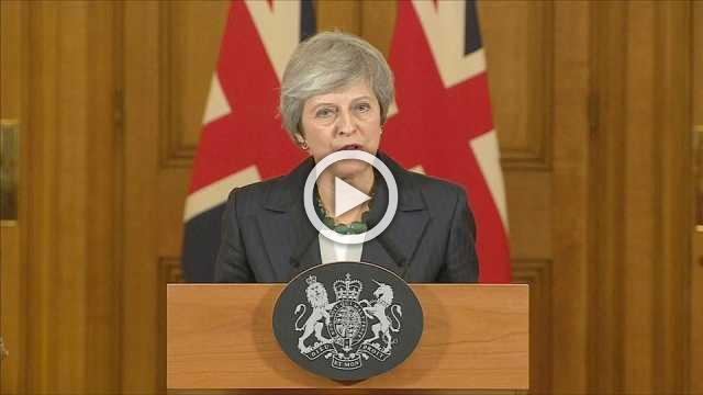 May on Brexit: I am going to see this through