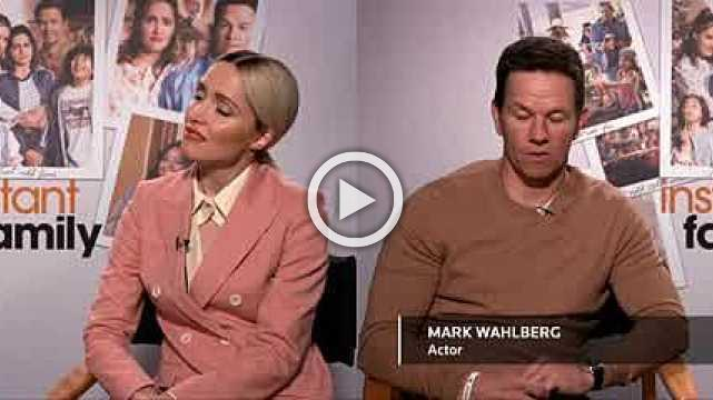 The cast of 'Instant Family' share their favorite family memories