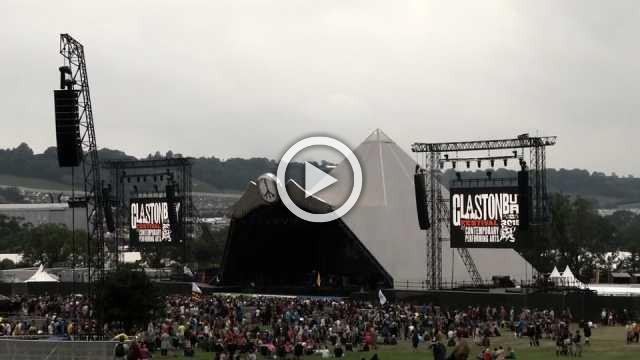 Grime star Stormzy announced as Glastonbury's first headline act