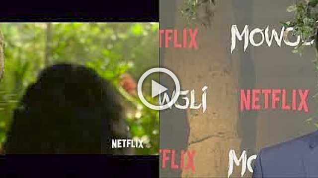 'Mowgli' star talks teenage social media pressures at film premiere