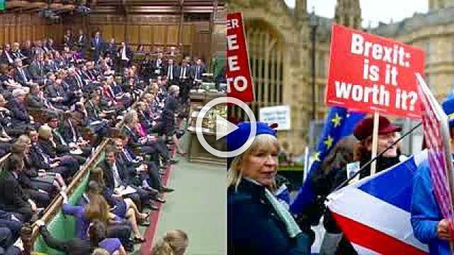 May suffers embarrassing start to parliamentary debate
