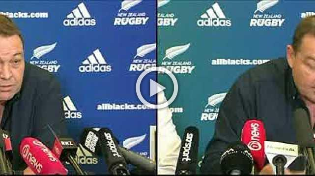 All Blacks coach Hansen to step down after 2019 Rugby World Cup