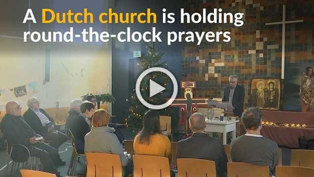 Dutch church holds marathon session to stop family's deportation
