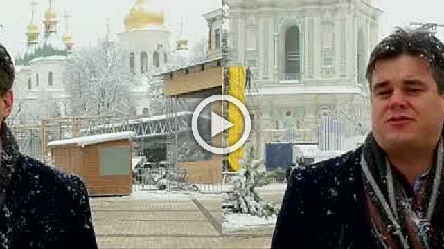 Ukrainian church prepares to cut Russian ties