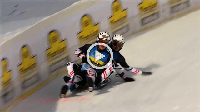 It's all downhill at start of luge natural track season