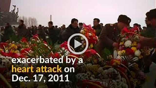 North Korea commemorate Kim Jong Il on death anniversary