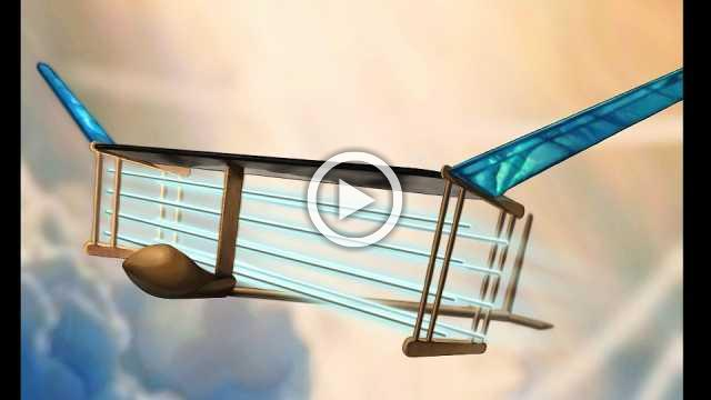 Could planes with no moving parts take off?