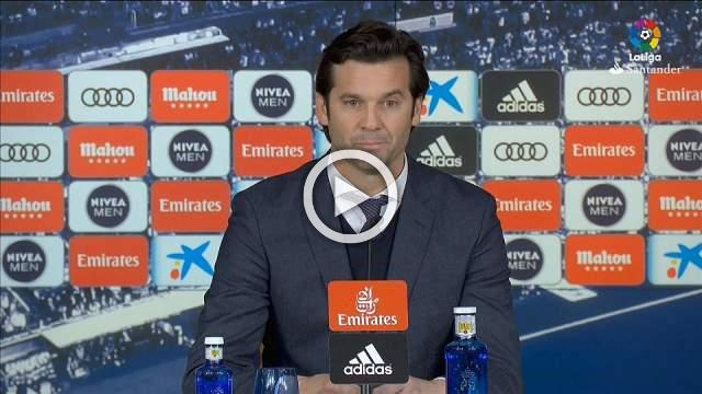 'What is the point of VAR?' fumes Solari after shock Real loss
