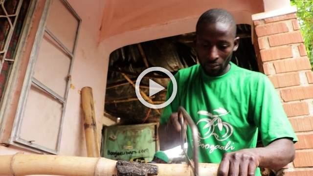 Ugandan entrepreneur brings sustainable bikes to cyclists