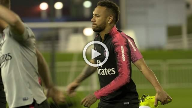 Neymar, Mbappe join PSG team mates in Qatar