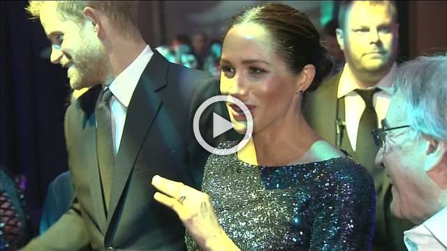 Duke and Duchess of Sussex attend Cirque du Soleil's 'Totem' premiere