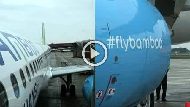 Start-up Bamboo Airways launches in crowded Vietnam market
