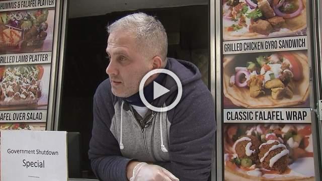 Shutdown bites DC food truck business