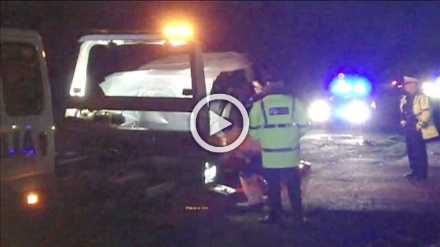 Britain's Prince Philip survives car crash unhurt