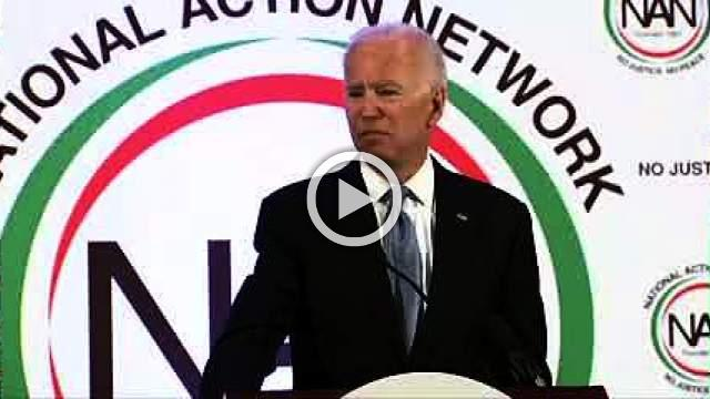 Biden calls 1990s crime laws a 'big mistake'