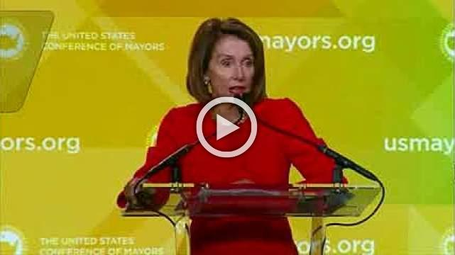 Pelosi calls off Trump speech in House chamber
