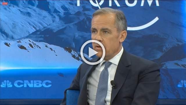 Bank of England's Carney: UK businesses unprepared for no-deal Brexit