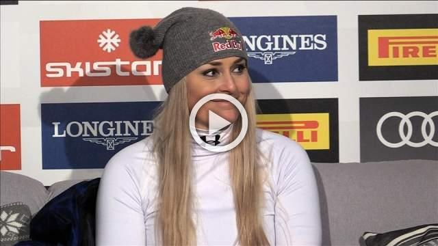 Vonn ends career with bronze medal in Are