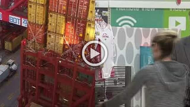 China upbeat on U.S. trade talks