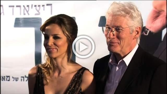 Richard Gere and wife Alejandra Silva welcome their first child – publicist