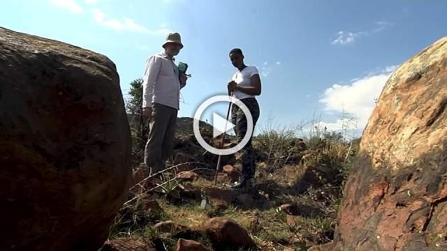 "South African ""lost city"" found using laser technology"