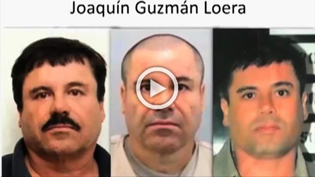 Drug lord, 'El Chapo' guilty on all counts