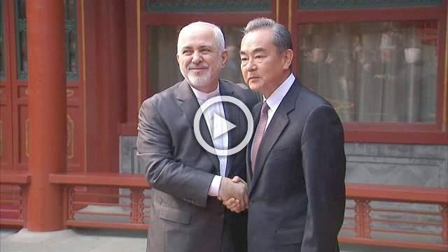 Ahead of Saudi visit, China seeks 'deeper trust' with Iran