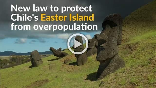 Chile introduces new law to protect Easter Island