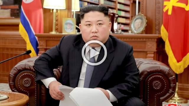 Kim Jong Un sets off to meet Trump - amid warnings of a food crisis